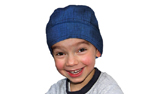 Aqua Coolkeeper Kopftuch Cooling Bandana Kids, Pacific Blue