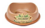 Beco Slow Food Bowl Hundenapf, braun