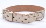 Cane Pazzolo Luxury Dog Collar Gold