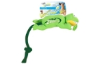 Chill Out Zinngers Flying Frog Hundespielzeug