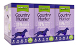 Country Hunter Dog Frischebeutel 80% Pute