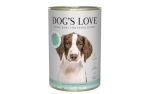DOGS LOVE Nassfutter Hypoallergen Ente