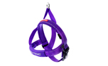 Ezydog Quick Fit Hundegeschirr, purple