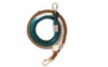 Found My Animal The Catskill Ombre Cotton Rope Dog Leash Adjustable