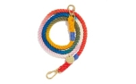 Found My Animal The Henri Ombre Cotton Rope Dog Leash