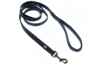 Hurtta Casual Reflective Leash, dunkelblau/river