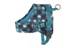 Hurtta Go Harness Hundegeschirr sky blue