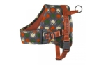 Hurtta Go Harness Hundegeschirr sunset red