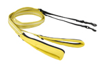 Hurtta Soft Grip Stretch Leash, gelb