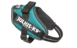 Julius K9 IDC® Powergeschirr® mini Petrol-Grün