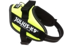Julius K9 IDC® Powergeschirr® mini UV Neon-Grün