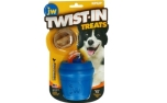 JW Twist-In Treats Toy & Treat