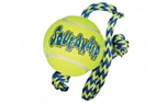 Kong Air Squeaker-Ball mit Seil