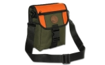 Mystique Mini Dummytasche Deluxe, khaki/orange