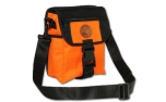 Mystique Mini Dummytasche Deluxe, orange/schwarz