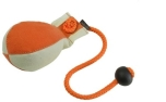 Dummy Ball Marking 300g neon orange/weiß