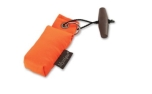 Mystique Mini Dummy Key Case, orange
