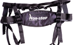 Non Stop Dogwear Running Belt für Canicross Training