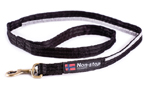 Non Stop Strong Leash Hundeleine, schwarz
