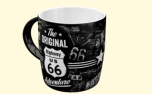 Nostalgic Art Tasse Highway 66 The Original Adventure