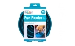 Outward Hound Fun Feeder Slo Bowl türkis