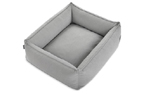 padsforall Hundebett Dreamcollection Select+ Luxuryline, silber