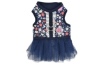 Pinkaholic New York Harness Crocus Pinka Navy