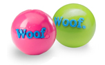 Planet Dog Orbee-Tuff Woof Hundeball
