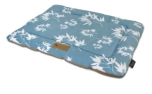 P.L.A.Y. Pet Lifestyle and You Chill Pad Designer Bamboo Blau