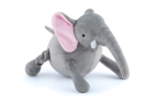P.L.A.Y. Pet Lifestyle and You Safari Toy Elephant