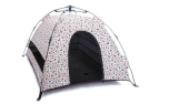 P.L.A.Y. Pet Lifestyle and You Scout & About Outdoor Tent Hundezelt Vanilla