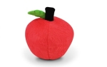 P.L.A.Y. Pet Lifestyle and You Plush Toy Apple, Red