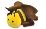 P.L.A.Y. Pet Lifestyle and You Plush Toy Bee, Yellow/Brown