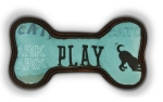 P.L.A.Y. Pet Lifestyle and You Plush Toy Dogs Life, Light Blue/Powder Blue
