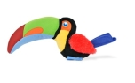 P.L.A.Y. Pet Lifestyle and You Fetching Flock Collection Toucan