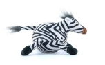 P.L.A.Y. Pet Lifestyle and You Safari Toy Zebra