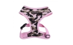 Puppia Legend Harness A rosa
