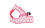 Puppia Wildflower Harness B rosa