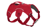 Ruffwear Hundegeschirr Web Master, red currant