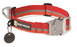Ruffwear Hundehalsband Top Rope, Kokanee Red