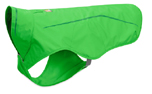 Ruffwear Sun Shower Rain Jacket, wasserdichte Regenjacke, meadow green