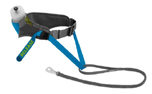 Ruffwear Trail Runner System, Hüftgurt System, granite gray