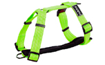 rukka Form Neon Harness Hundegeschirr, neon yellow