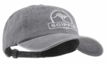 scippis Canvas Cap grey