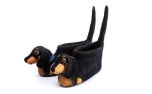 Sew Heart Felt Dotty Dachshund Black