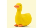 United Pets Happy Farm Latex Toy Duck Emma