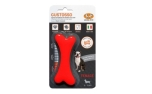 United Pets Hundespielzeug Gustosso hard, red