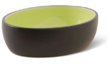Wolters Diner Color Napf (oval), lime